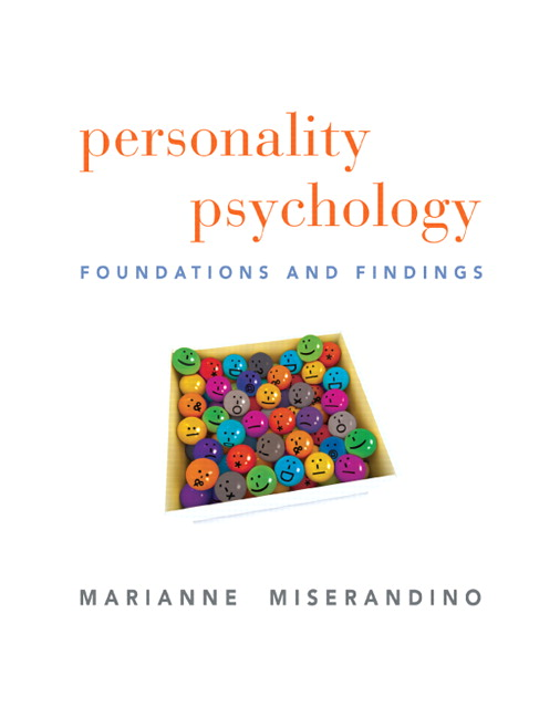 Personality psychology research